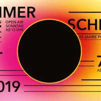 07.09. - Sommerabschlussfest im Tanzhaus West!
