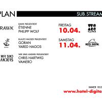 Sub.Stream Frankfurt