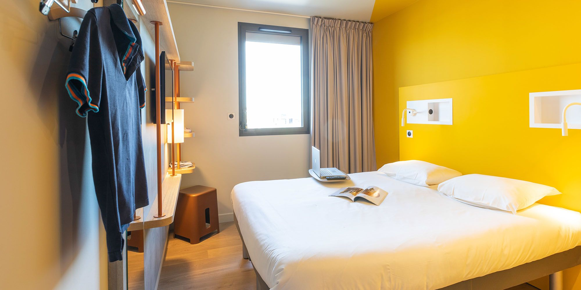 Chambre Double Ibis Budget   Hotel In Chevilly Larue Ibis Budget ...