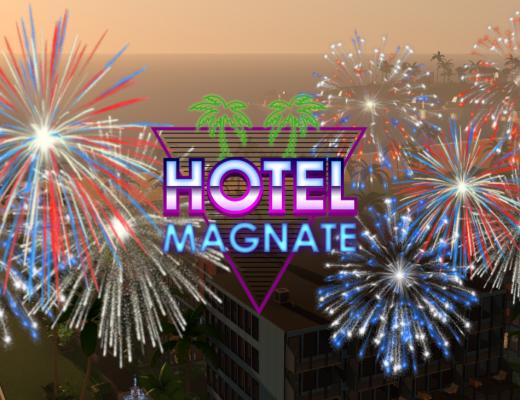 Hotel Fireworks