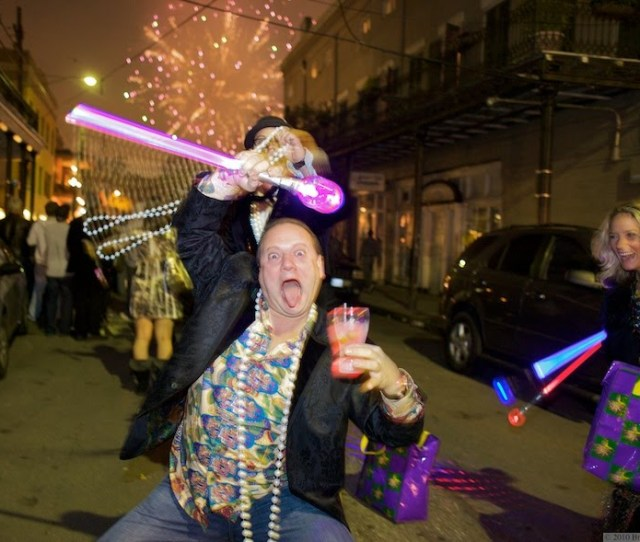 New Orleans Usa New Years Eve