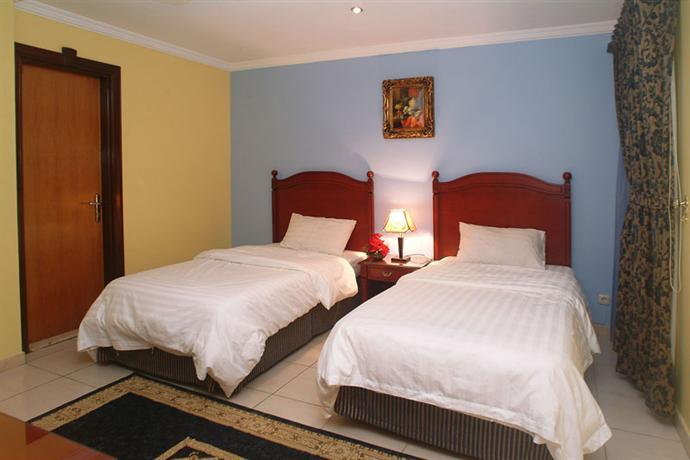 Layali Suites Hotel Jeddah Saqr Quraish Street Opp Dar
