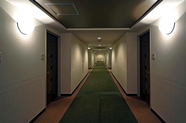 ルネッサンスサッポロホテル_廊下