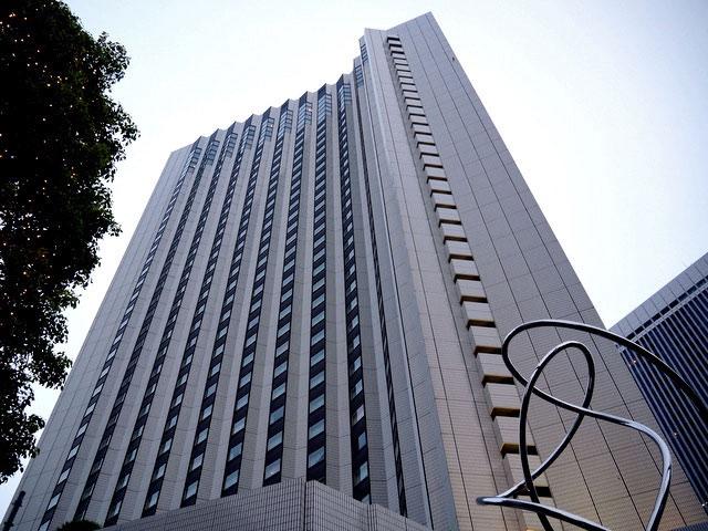 ANAインターコンチネンタルホテル東京宿泊記①「クラブインターコンチネンタル・ダブル」