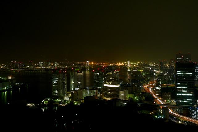 コンラッド東京_夜景