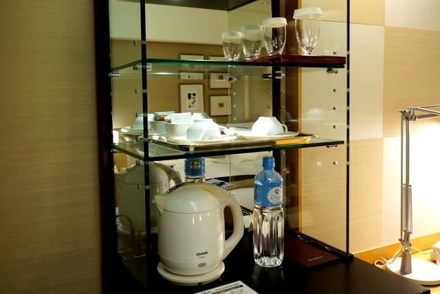 ホテルオークラ東京_ティーセット
