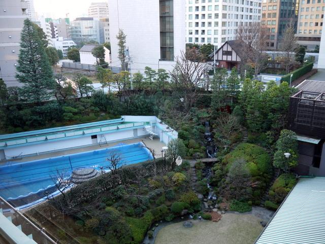 ホテルオークラ東京_眺望