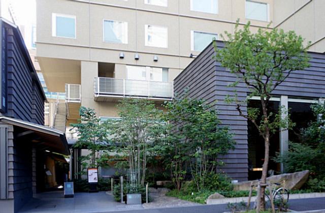 庭のホテル東京宿泊記①「プレミアルーム」