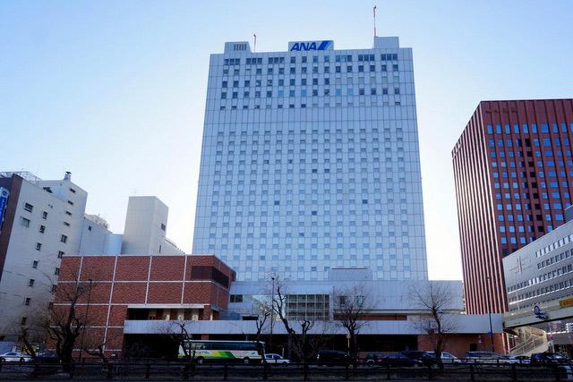 札幌全日空ホテル_外観