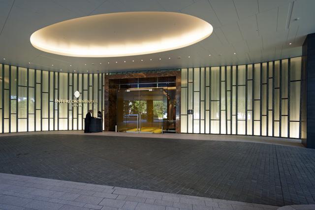 インターコンチネンタル大阪_エントランス