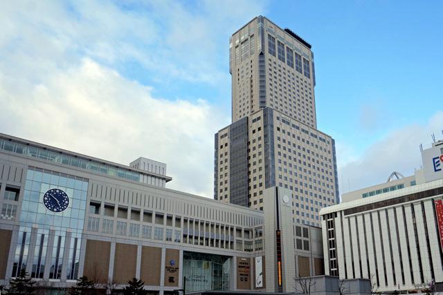 JRタワー日航札幌_外観