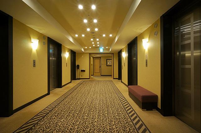 JRタワー日航札幌_エレベーターホール