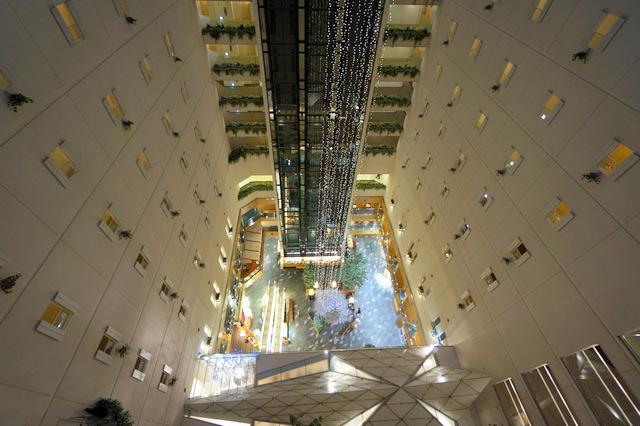 東京ドームホテル札幌_アトリウム