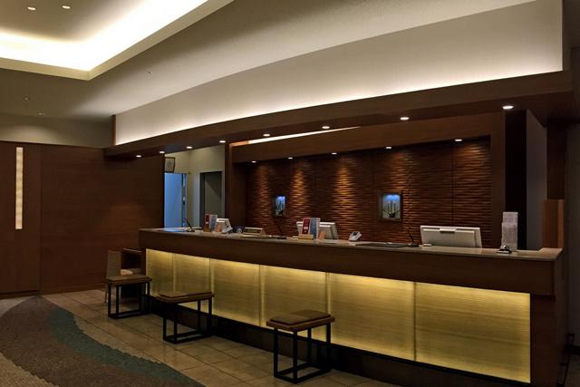 JR九州ホテル長崎_ロビー