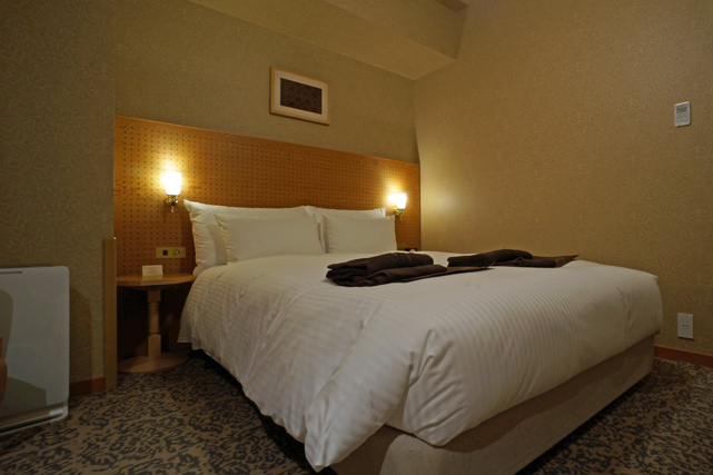 JR九州ホテル ブラッサム大分 _ダブル