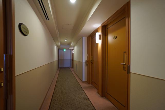 ANAクランプラザ富山_廊下