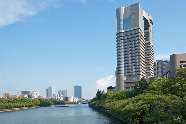 帝国ホテル大阪宿泊記「レギュラーフロア・スーペリアダブル」