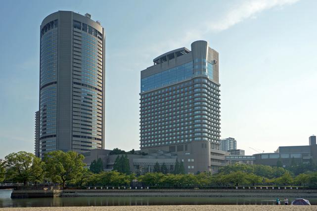 帝国ホテル大阪_外観