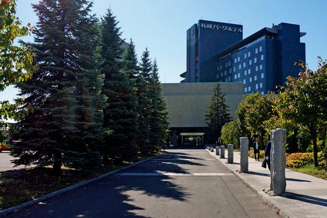 札幌パークホテル宿泊記②「スーペリアフロア・コンフォートツイン」