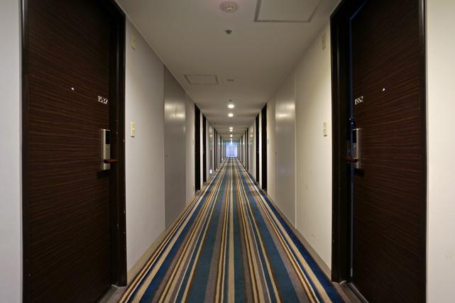 新宿プリンス_廊下