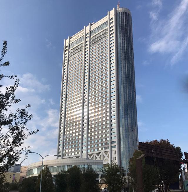 東京ドームホテル宿泊記「エクセレンシィダブル」