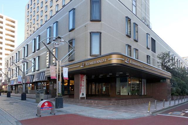 レンブラントホテル厚木_外観