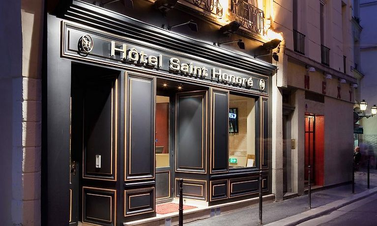 Hotel Saint Honore Paris