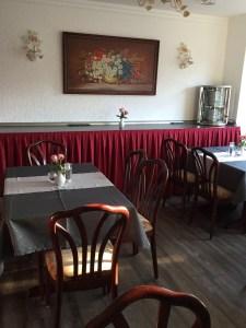 Kaminzimmer Sitze Hotel und Gaststätte Ströhmann Breitscheid Gusternhain