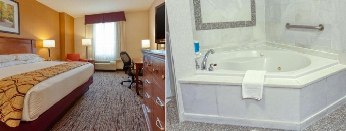 Suite with Whirlpool in Drury Inn & Suites Indianapolis Northeast, Indiana