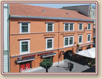 Hotel Aranyhajó Fogadó, Pécs