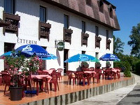 Hotel Kumilla Szigetvár | totál kép a Hotel Pécs nyitóoldalán