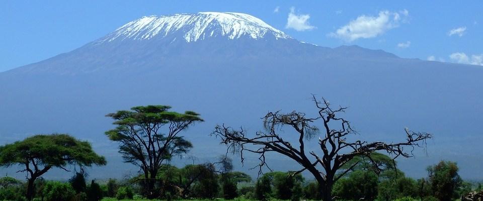 Kenya mountain kilimanjaro