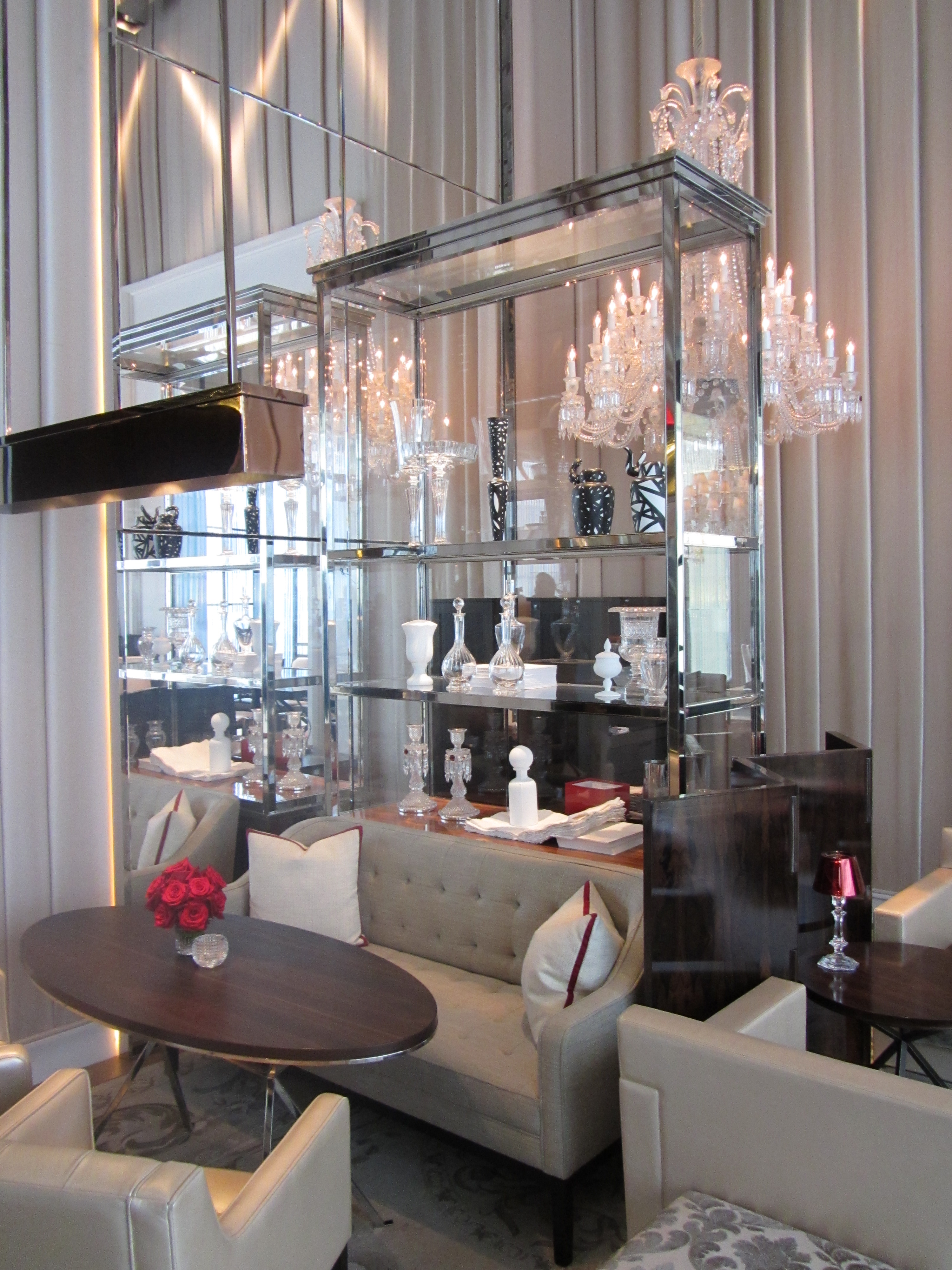 Baccarat hotel  New York  Hotel Reviews