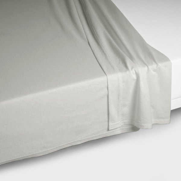 Sheraton 600TC Egyptian Cotton Fitted Sheet in Grey