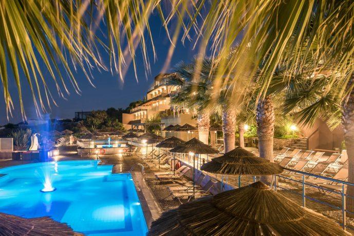 Blue Bay Resort Amp Spa Hotel Crete Greece