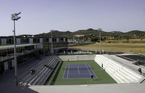 Ten Pro Junior Tennis Tour 2017 Rafa Nadal Academy