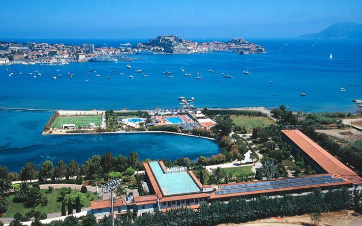 Airone Hotel Elba Italy