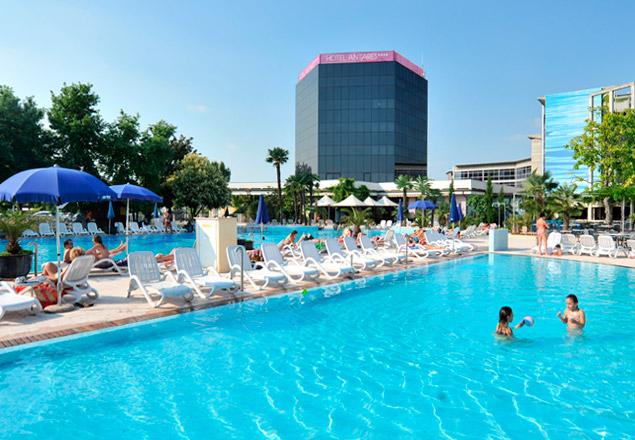 Servizi  Hotel Antares  Villafranca VR