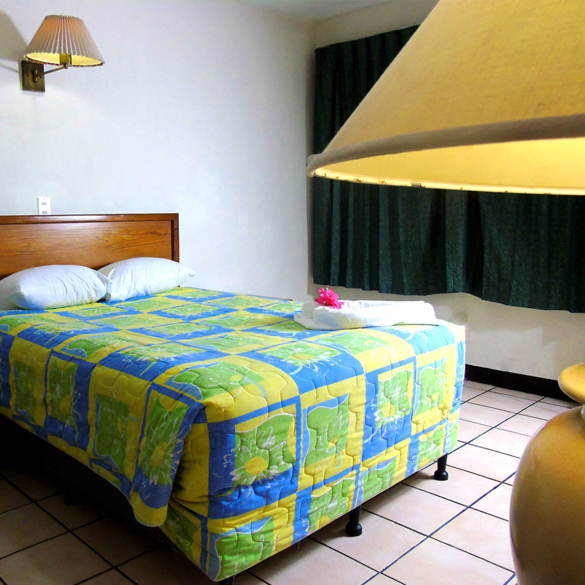 Habitacin individual  Hotel Bella Luna