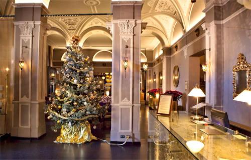 The Starlight Christmas Party Hotel Bernini Palace