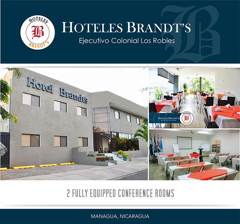 Hotel Brandt Ejecutivo Los Robles