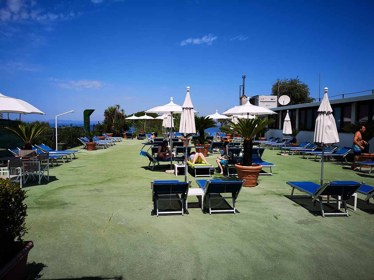 Sorrento Hotel with swimming pool | Hotel Central Sorrento