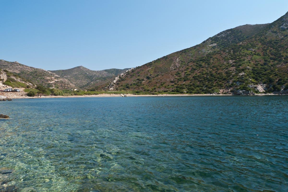 monastiria beach antiparos