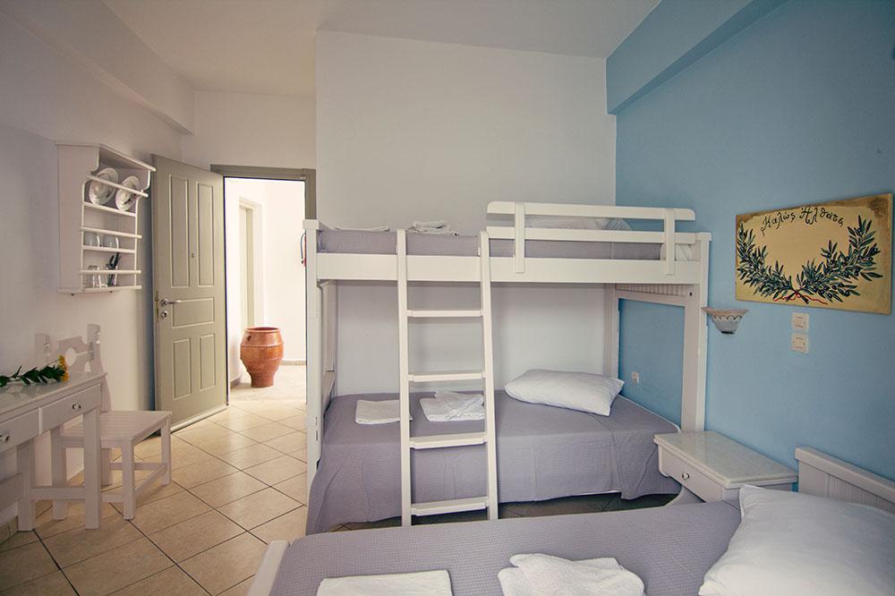 Triple Room Hotel Chrisoula