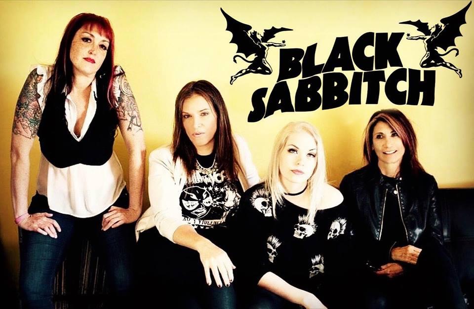 Black Sabbitch  Hotel Congress