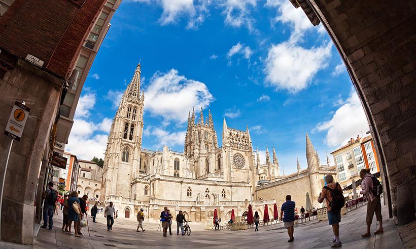 Hoteles con jacuzzi en la habitacin en Burgos