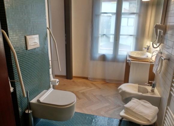camera per disabili hotel vicenza dal menga