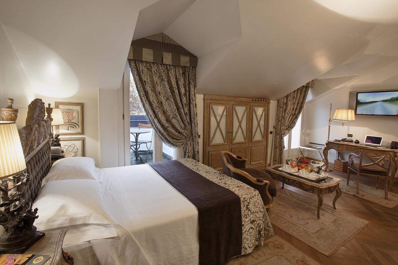Gallery Rooms Hotel De La Ville
