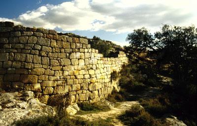 poblado iberico