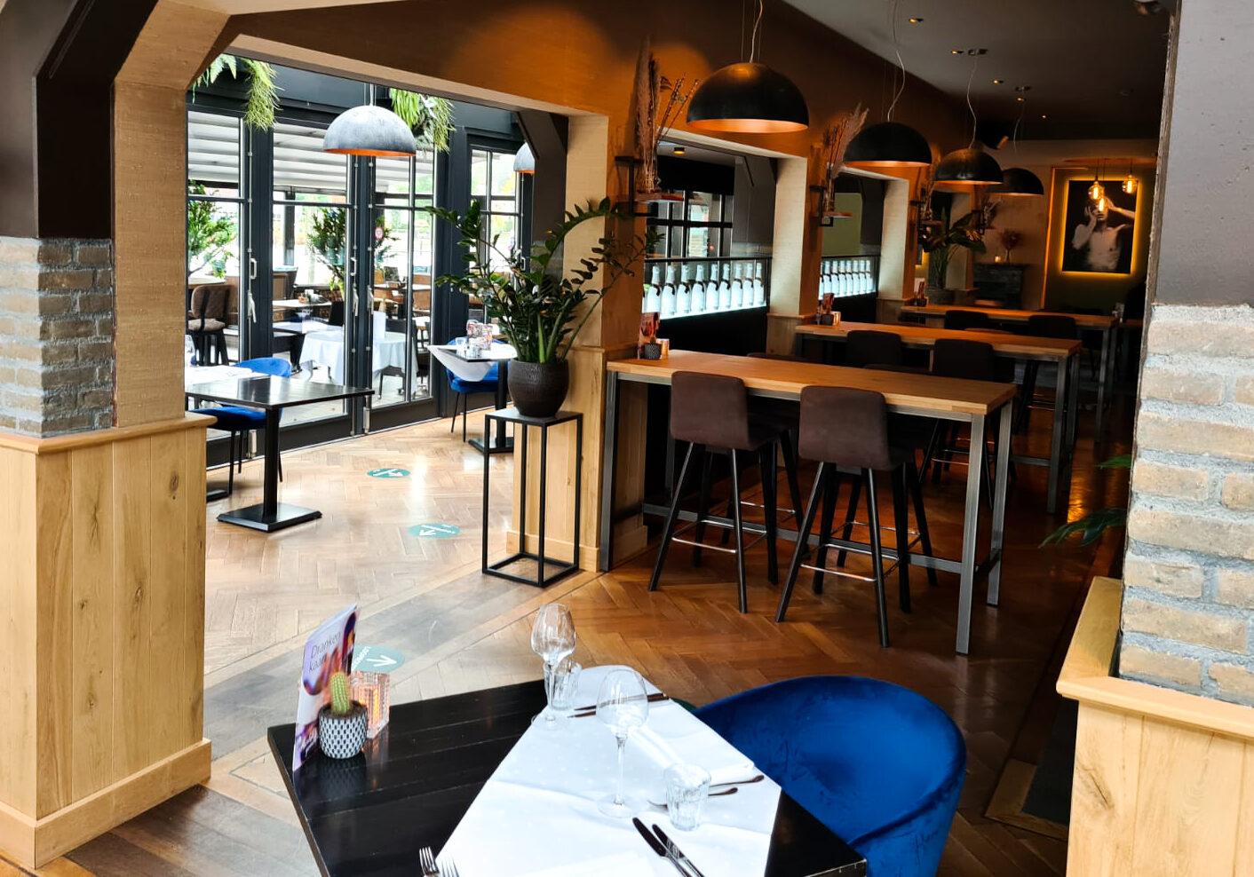 Culinair arrangement Hotel De Schout